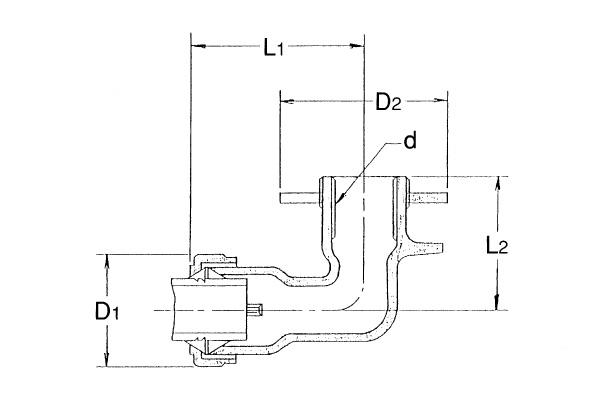 ST-コン栓エルボ